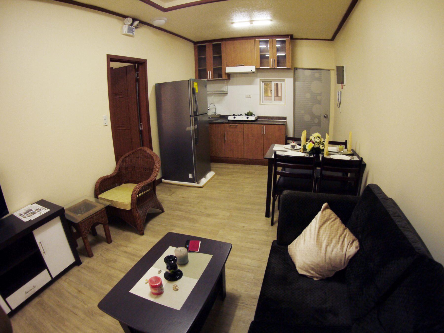 Apartment type