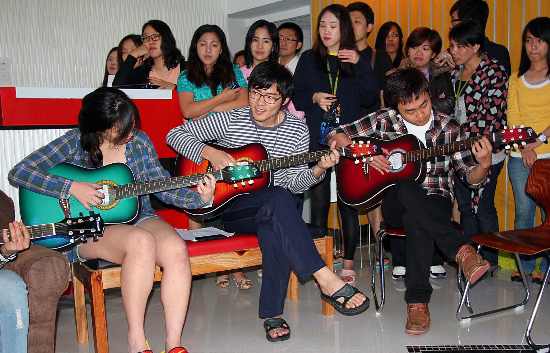 ギタークラス